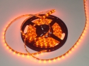 Bobina 5mt strip led 3528 ambra arancio IP33