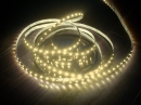 Bobina 5mt strip led 5050 bianca calda 3000-3500K IP65