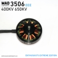 COPPIA DI MOTORI BRUSHLESS 3506 280KV 350KV 440KV