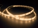 100CM STRIP LED 3528 BIANCO CALDO 2500-2800K IP65