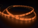 100CM STRIP LED 3528 AMBRA IP65