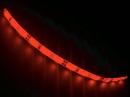 20CM STRIP LED 3528 AMBRA IP33
