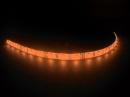30CM STRIP LED 3528 AMBRA IP65