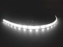 30CM STRIP LED 3528 BIANCO GHIACCIO IP65