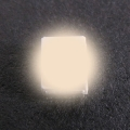 50 PCS LED SMD 3528 BIANCO CALDO 3000-3500K