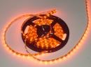 Bobina 5mt strip led 3528 ambra arancio IP33